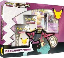 Pokémon TCG: Celebrations - Dragapult Prime Collection Box