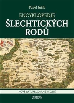 Obálka titulu Encyklopedie šlechtických rodů
