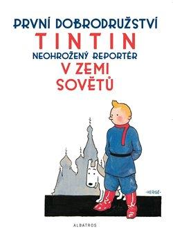 Obálka titulu Tintin 1 - Tintin v zemi Sovětů