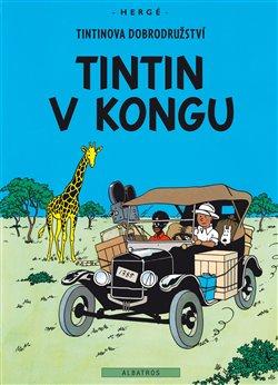 Obálka titulu Tintin 2 - Tintin v Kongu