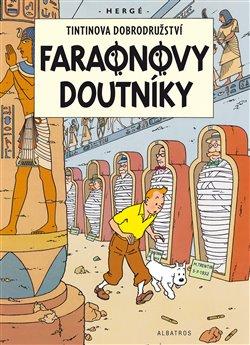 Obálka titulu Tintin 4 - Faraonovy doutníky