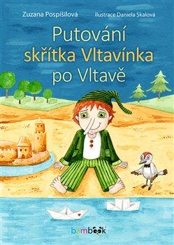 Obálka titulu Putování skřítka Vltavínka po Vltavě