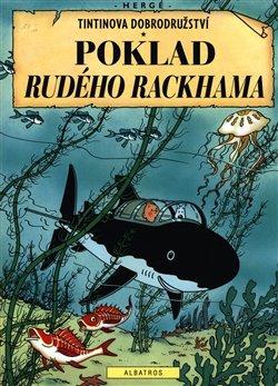 Tintin 12 - Poklad Rudého Rackhama - Hergé