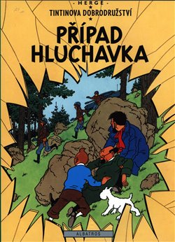 Tintin 18 - Případ Hluchavka - Hergé