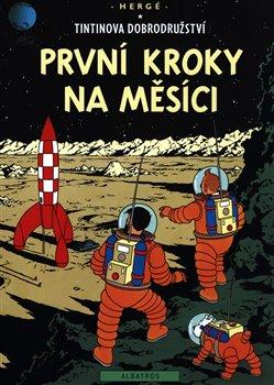 Tintin 17 - První kroky na Měsíci - Hergé