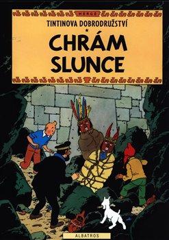Tintin 14 - Chrám Slunce - Hergé