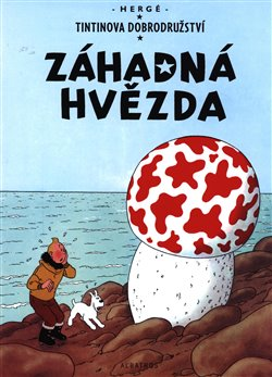 Tintin 10 - Záhadná hvězda - Hergé