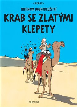 Tintin 9 - Krab se zlatými klepety - Hergé