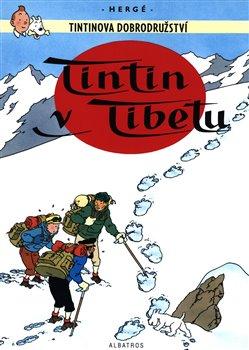 Tintin 20 - Tintin v Tibetu - Hergé