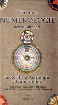 Obálka titulu Učebnice numerologie