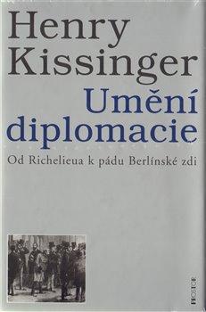 Obálka titulu Umění diplomacie