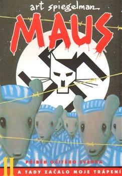 Obálka titulu Maus II.