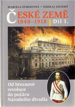 Obálka titulu České země v letech 1848-1918