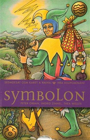 Symbolon Kniha A Sada Karet Peter Orban Thea Weller Ingrid