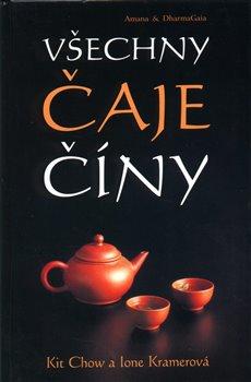 Obálka titulu Všechny čaje Číny