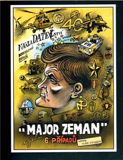 Obálka titulu Major Zeman a jeho 6 případů