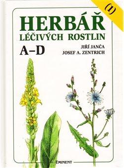 Obálka titulu Herbář léčivých rostlin 1. A - D
