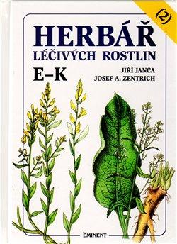 Obálka titulu Herbář léčivých rostlin 2. E - K