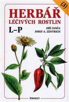 Obálka titulu Herbář léčivých rostlin 3. L-P