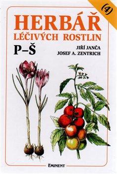 Obálka titulu Herbář léčivých rostlin 4. P - Š