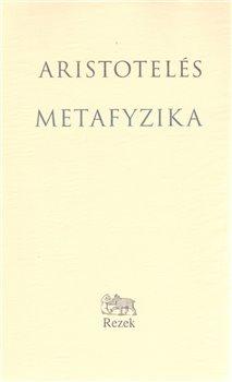 Obálka titulu Metafyzika