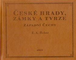 Obálka titulu České hrady, zámky a tvrze I.