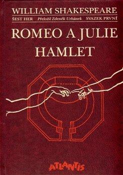 Obálka titulu Romeo a Julie. Hamlet