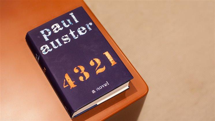 4 3 2 1 - Paul Auster slaví 70