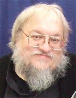 Táta Hry o trůny - George R.R.Martin