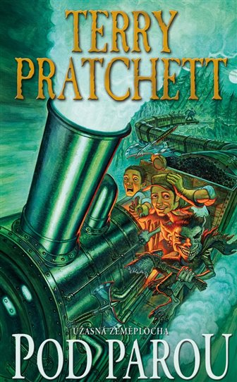 Pod parou čili poslední Pratchettova Zeměplocha