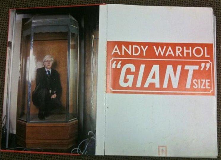 Warhol Gigant - přichází limitovaná edice, vážící 6,5 kg