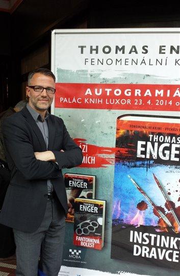 Thomas Enger - rozhovor
