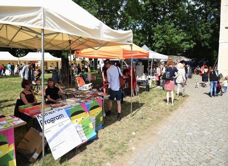 Knihex - festival malých nakladatelů