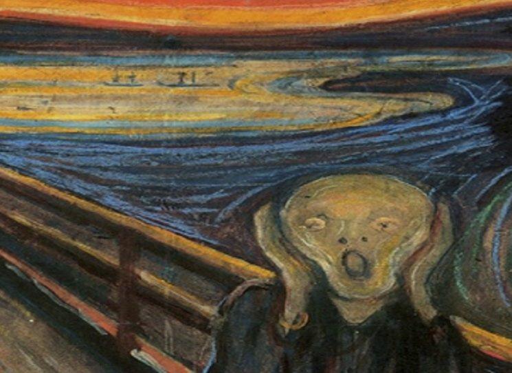 Díváte se na svět skrze Pynchona a je v tom křik, ale i hodně speciální humor