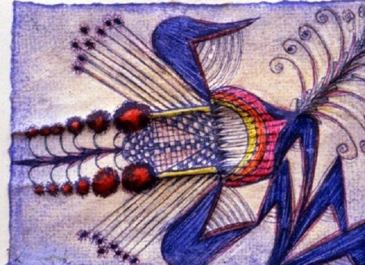 Anna Zemánková (1908–1986) patří k těm osobityḿ tvůrcům, jejichž dílo nelze spoutat jednoznačnou charakteristikou. Z mnoha důvodů bývá její tvorba zařazována k art brut, v jehož rámci patří k těm nejtajemnějším a nejmagičtějším. Její práce, velmi ceněné také v mezinárodním kontextu, působí jako herbář fantastické mimozemské flory či jako zcela svébytnýimaginární svět, který vytvářela pomocí stále nově objevovaných a mnohdy překvapivých výtvarných technik.