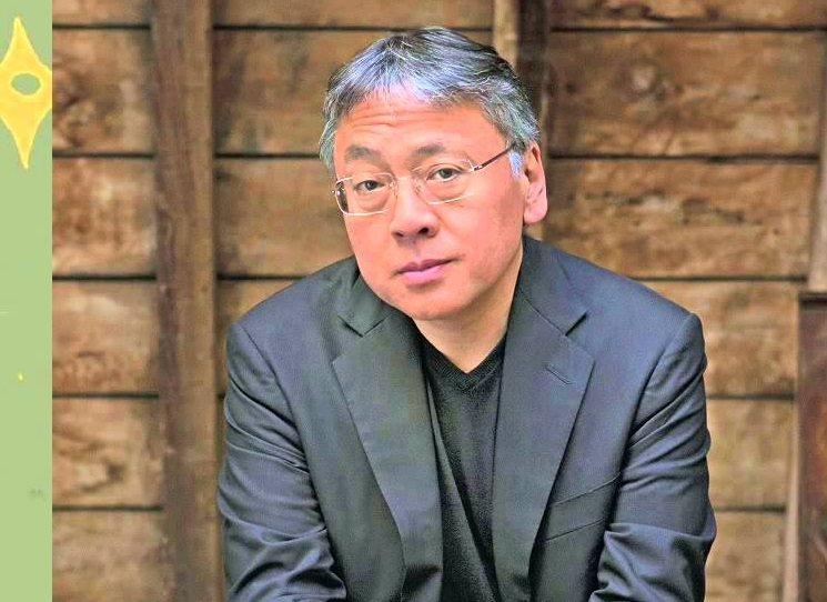 Nobelova cena za literaturu 2017  - Kazuo Ishiguro