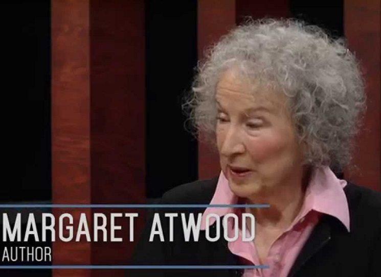 Margaret Atwoodová v Praze
