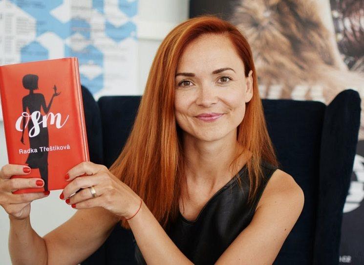 Autorka bestselleru Bábovky představí na pobočce Korunní mimo jiné svou detektivní novinku Osm.