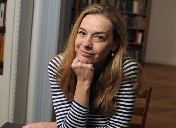 Andrea Sedláčková, autorka Velkého knižního čtvrtku, jako Host do domu na Českém rozhlasu