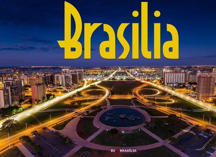 Nad knihou Brasília - město - sen