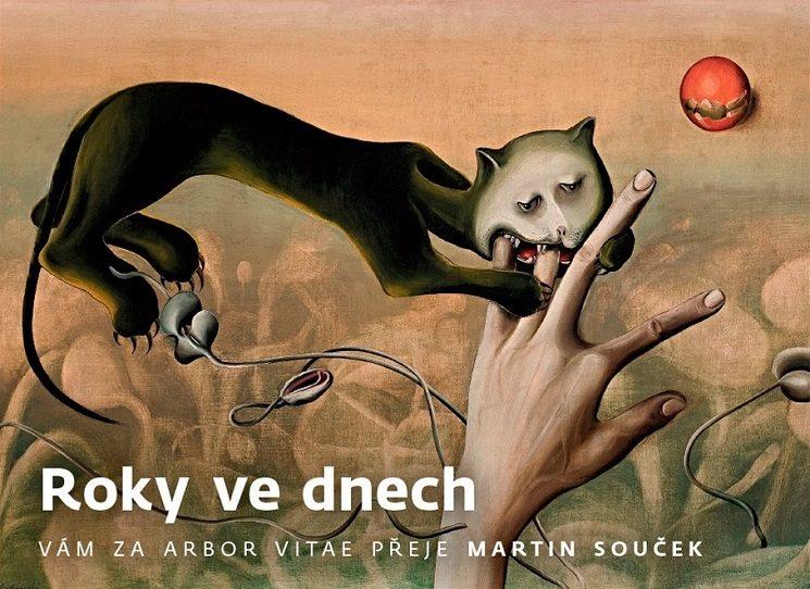 Knihy musí mít vnitřní i vnější krásu - rozhovor s Martinem Součkem