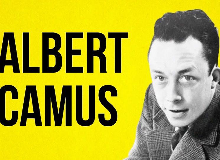 """Kdo že je onen """"člověk revoltující"""" z titulu eseje Alberta Camuse? """"Člověk, který říká ne… Co vlastně v sobě ukrývá toto ,ne'? Znamená například ,už toho bylo dost', ,odsud až posud', ,zacházíte příliš daleko' a ještě ,existuje určitá hranice, kterou nesmíte překročit'. Toto ,ne' vyznačuje v podstatě určitou hranici."""""""