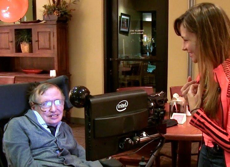 Tělo bylo slabé, ale duch silný - zemřel teoretický fyzik Stephen Hawking