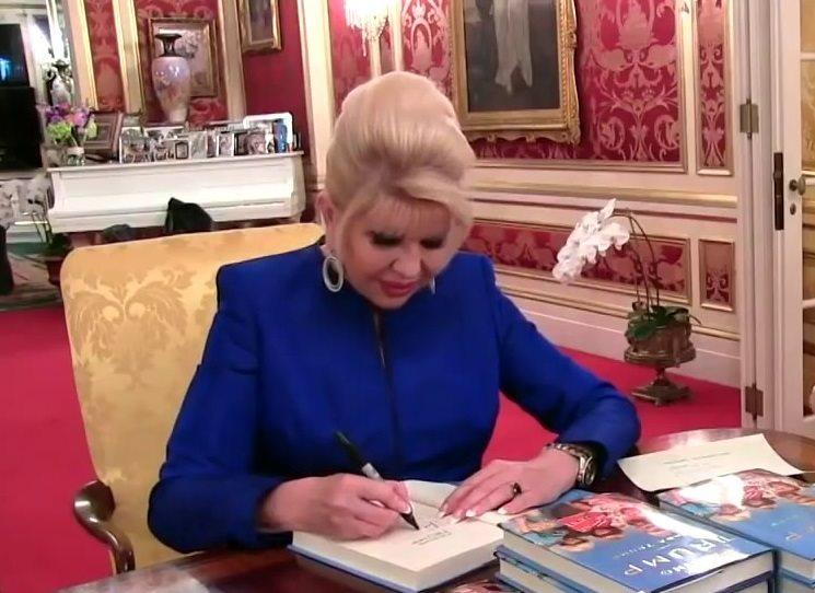 Kniha bývalé manželky současného amerického prezidenta se jmenuje Jak vychovat Trumpa a je nejen příběhem o mateřství, síle a houževnatosti, ale také o Ivanině dětství v komunistickém Československu, jejím útěku před režimem, životě v New Yorku, divoké romanci či o jejím mimořádném podnikatelském úspěchu.