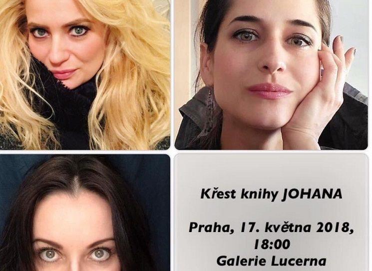 Zuzana Dostálová, Pavla Horáková a Alena Scheinostová napsaly společně knihu. Tu uvede Kateřina Tučková