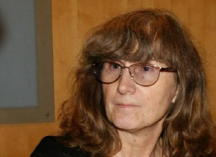 Jana Rečková (1956 - 2018)