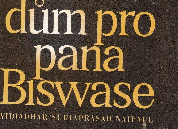 Vidiadhar Surajprasad Naipaul: Dům pana Biswase