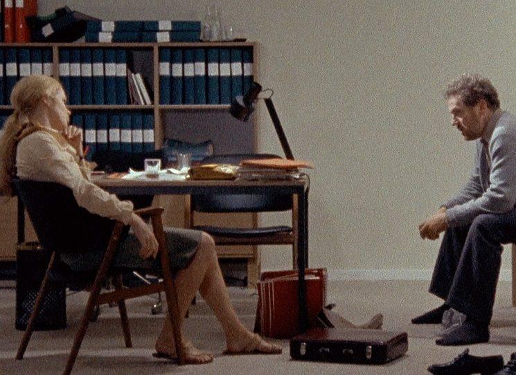 Bergmanovy povídky převážně z manželského života