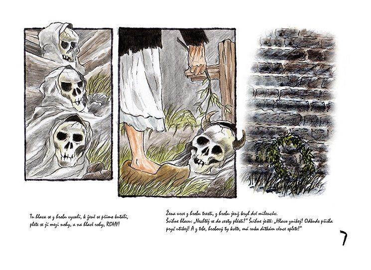 Hrůzostrašné příběhy aneb jak Jaroslav Kalina budil v 19. století mrtvé