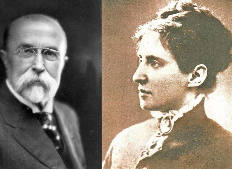 Na příběhu Charlotty Masarykové je fascinující míra ochoty ke spolupráci. Masaryk v roce 1914 odjíždí do ciziny a svou nemocnou ženu, nechává doma s nejstaršími dětmi, Alicí a Herbertem (Jan je na frontě). Herbert nedlouho po vypuknutí 1. světové války v březnu 1915 umírá a Alici v prosinci téhož roku zatknou a hrozí jí trest smrti. Charlotta se po návratu svého muže jen těžko může radovat z cíle. Přináší lidskou oběť a v české společnosti to nezanechává žádnou výraznou stopu.